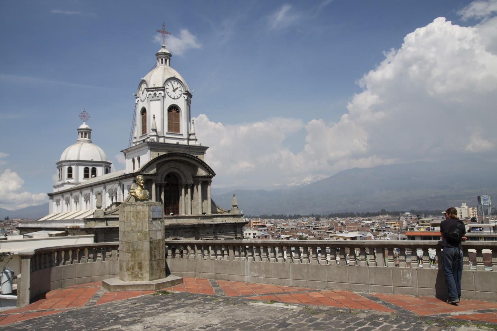 Roaming South Riobamba Ecuador Market Day