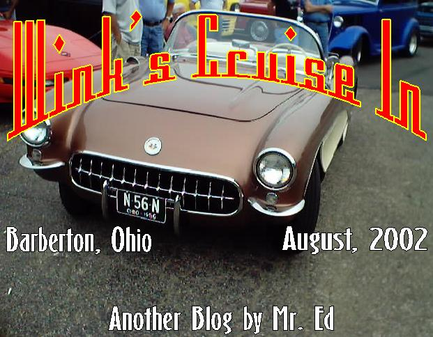 Wink's Cruise In - August 2002