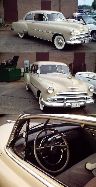 1951 Chevy Coupe