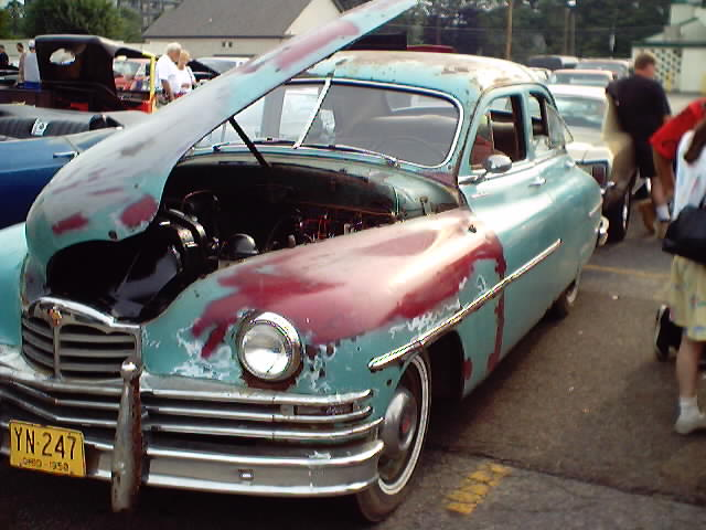 1950 Packard Series 2300