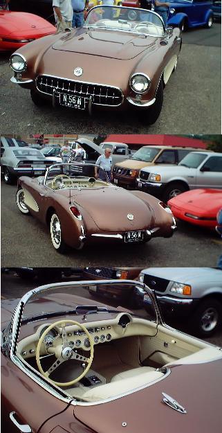 1956 Corvette Roadster