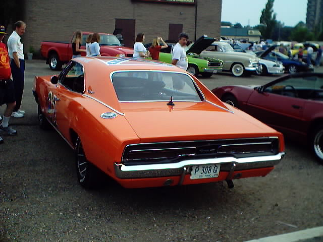 The General Lee...or one of them