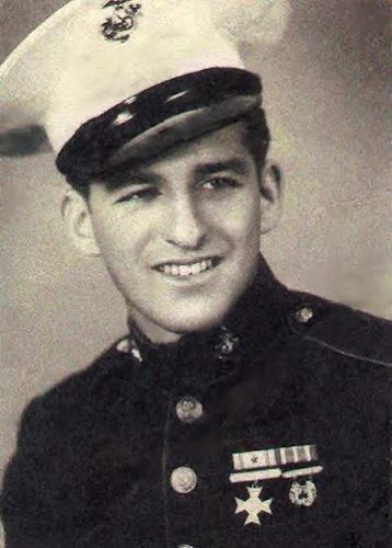 Sgt. Jack Edward Shelly
