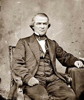 Andrew Johnson, Lincoln's Vice President