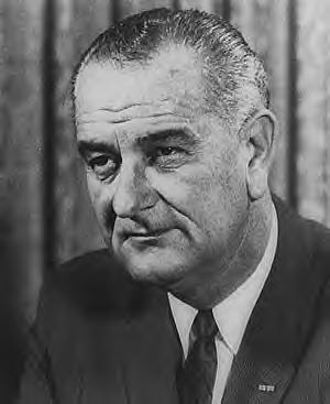 Lyndon Baines Johnson, Kennedy's Vice President