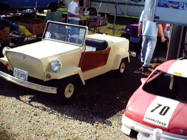 a very early 1960s King Midget