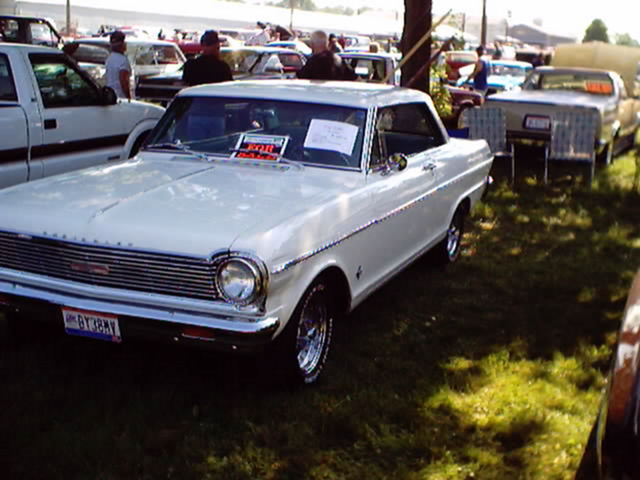 Middle 1960s Chevy II