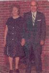 Jerry's Parents, Bessie & Bob Veon. Photo 1966