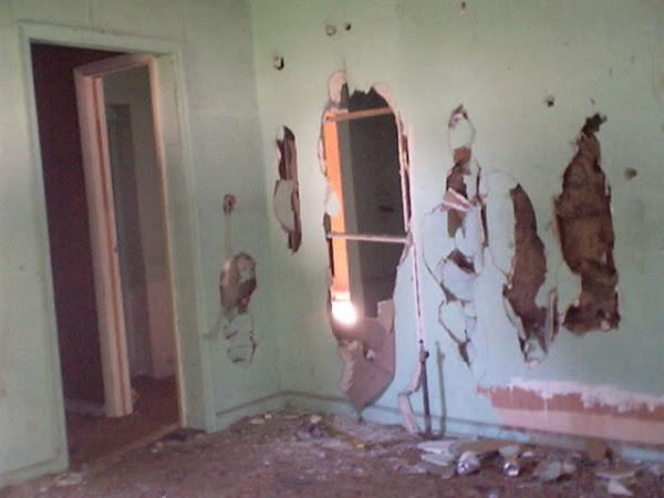 Dayroom interior ~