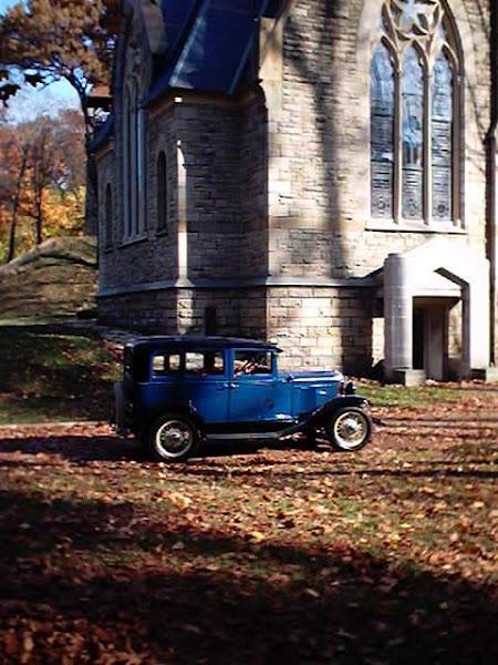 Civil War Chapel ~