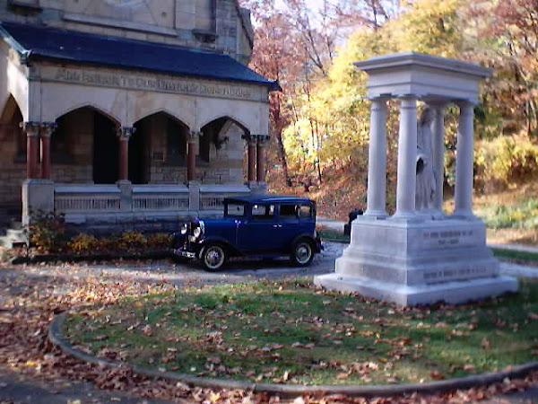 Civil War Chapel, Front ~