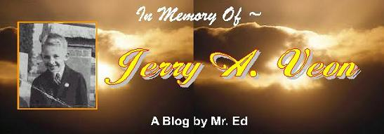 In Memory of Jerry A. Veon