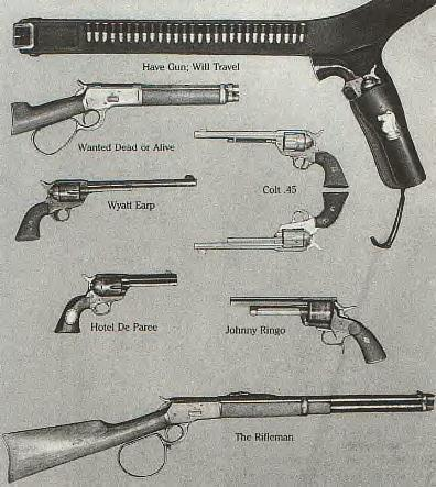 Television Guns of the 1950s