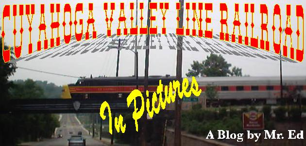 Cuyahoga Valley Line Railroad Pictures