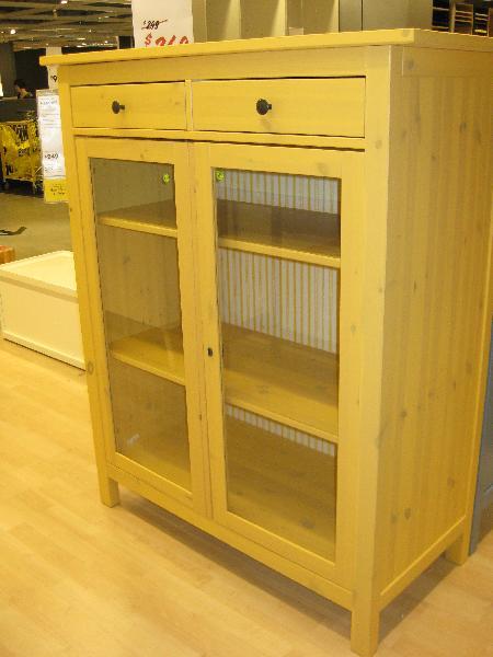 Ikea Linen Cabinet Yellow Home Decor