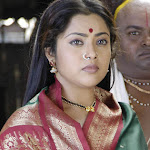 Hot South Indian Actress Meena From The Telugu Film Vengamamba    Exclusive Photographs...