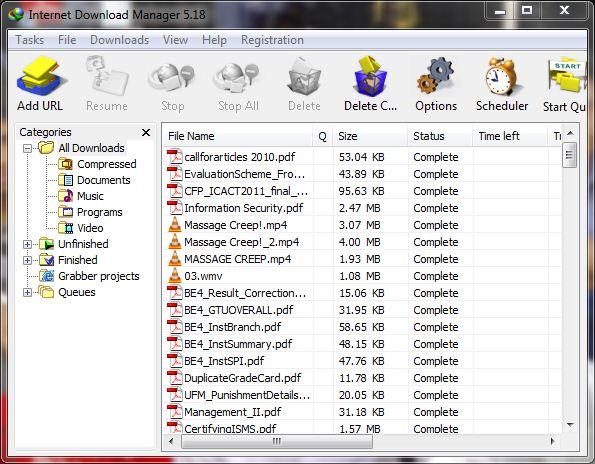Idm free download full version for windows vista