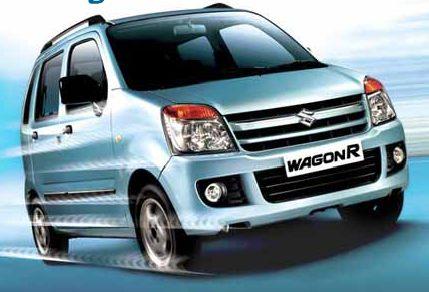 wagon r price in india