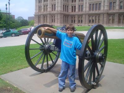Parker cannon