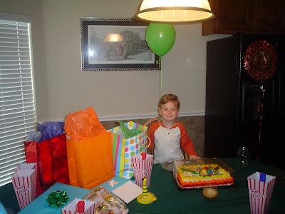 Daniel's birthday