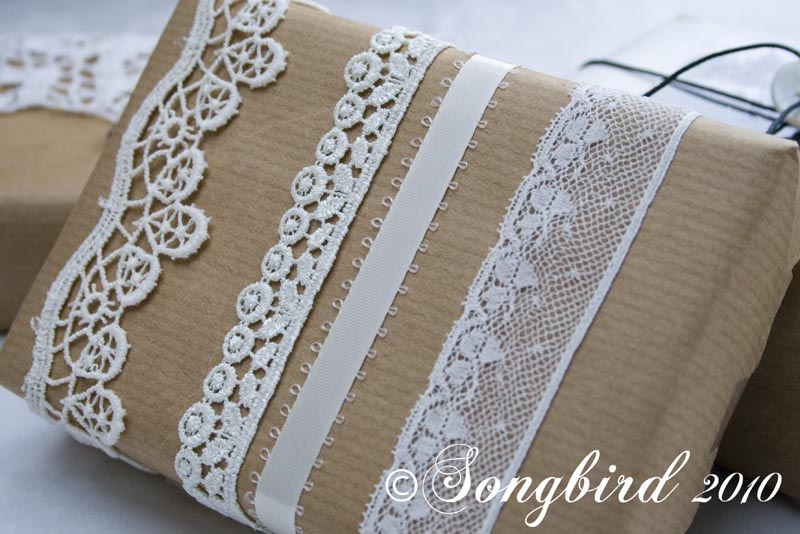 Wedding Gift Wrapping Ideas: Christmas Gift Wrapping Ideas