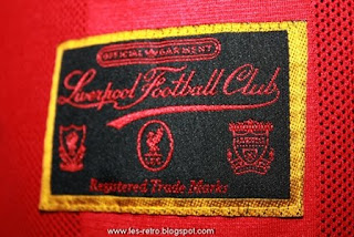 040f671809b This Liverpool FC home jersey 1995 96 season long sleeve is considered very  rare. From the glory days of 1995 when of Ian Rush