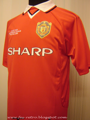 Fesretrobrunei Thesportshop Manchester United Champions