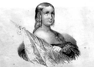 Mariana Pineda,heroína de la causa liberal española en el siglo XIX