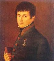 El revolucionario general Rafael de Riego