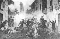 Cruentas batallas fueron las protagonistas de las guerras carlistas