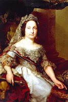 Retrato de la Reina Isabel II