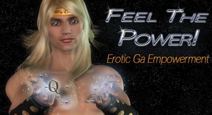 Erotic Ga Empowerment