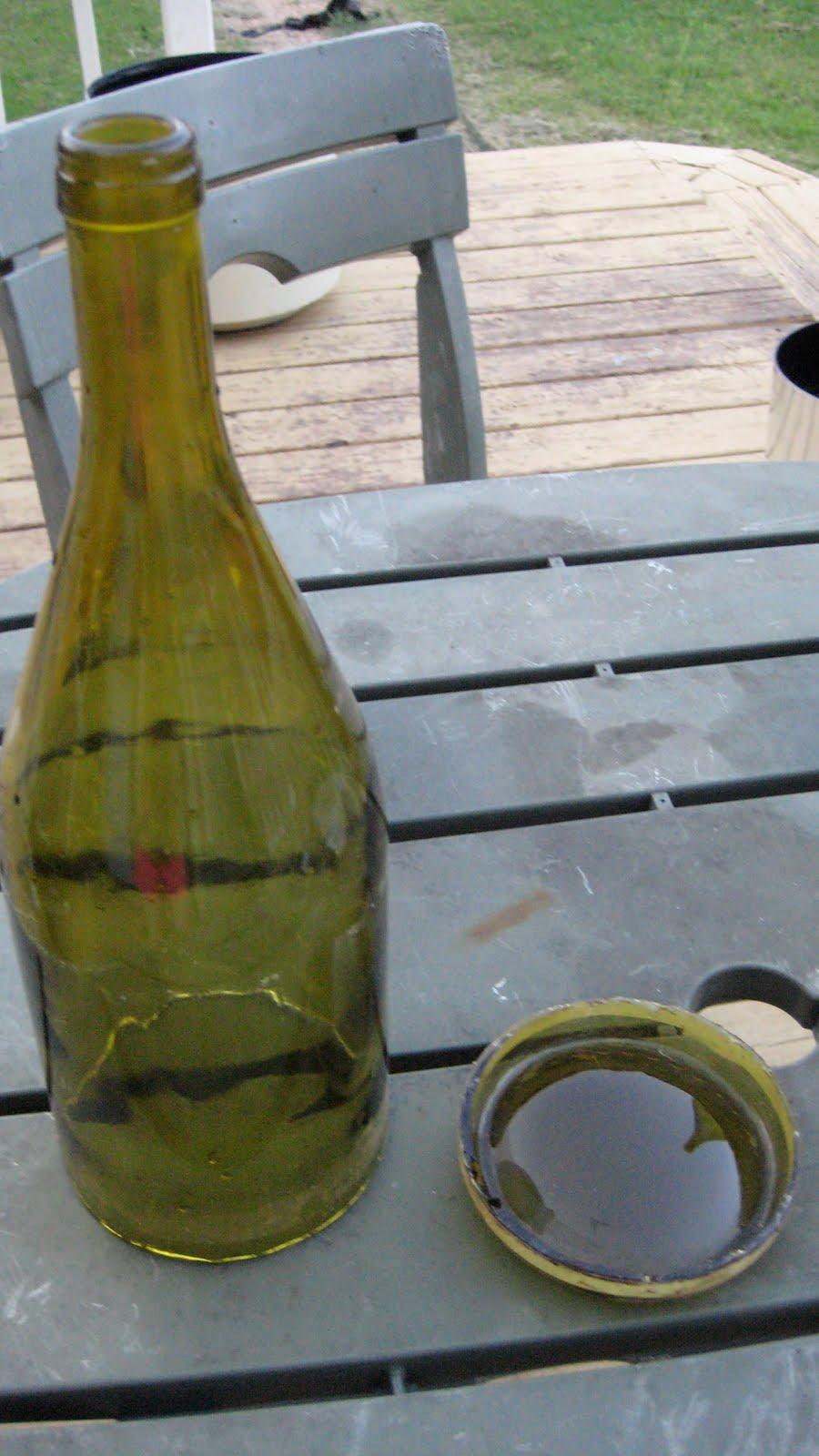 Wine Bottle Pendant Lights Remodelaholic how to make a glass wine bottle pendant light diy audiocablefo