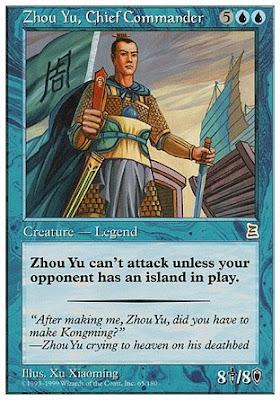 จิวยี่ แม่ทัพใหญ่ :: Zhou Yu, Chief Commander