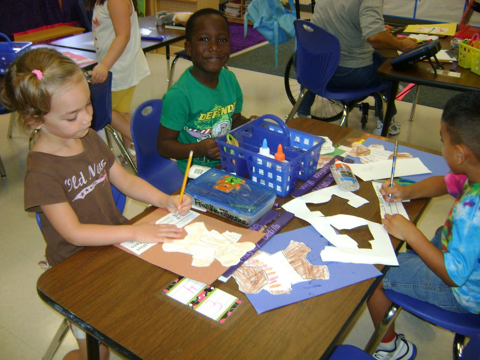 Mrs Guntorius Kindergarten Class September