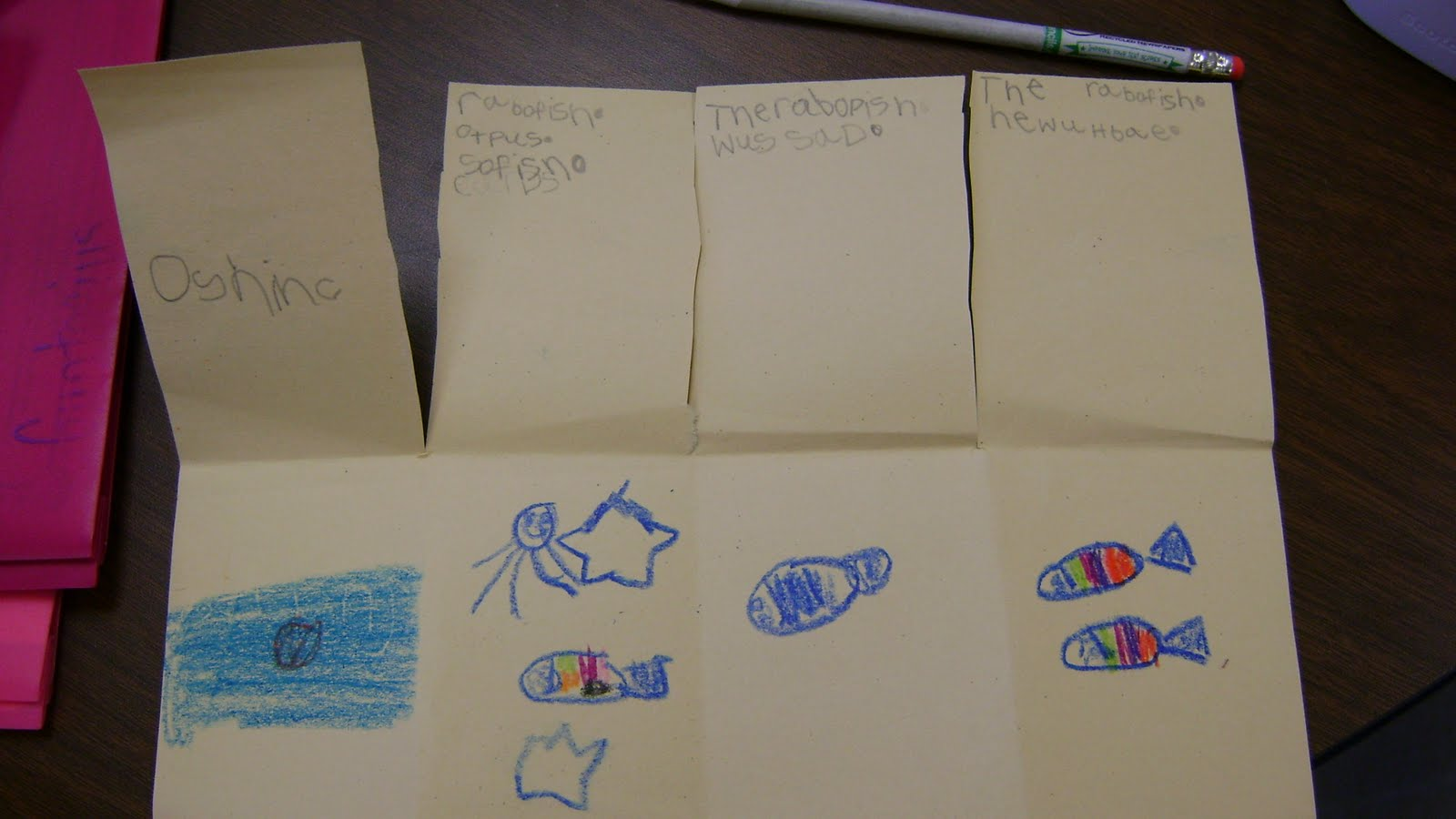 Mrs Guntorius Kindergarten Class Story Map