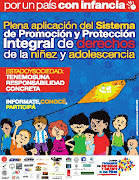 Campaña para la organización de los Servicios Locales de Protección de los Derechos del Niño