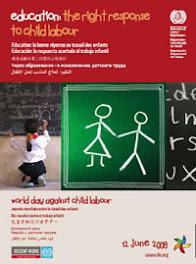 Día Mundial de La Lucha contra el Trabajo infantil