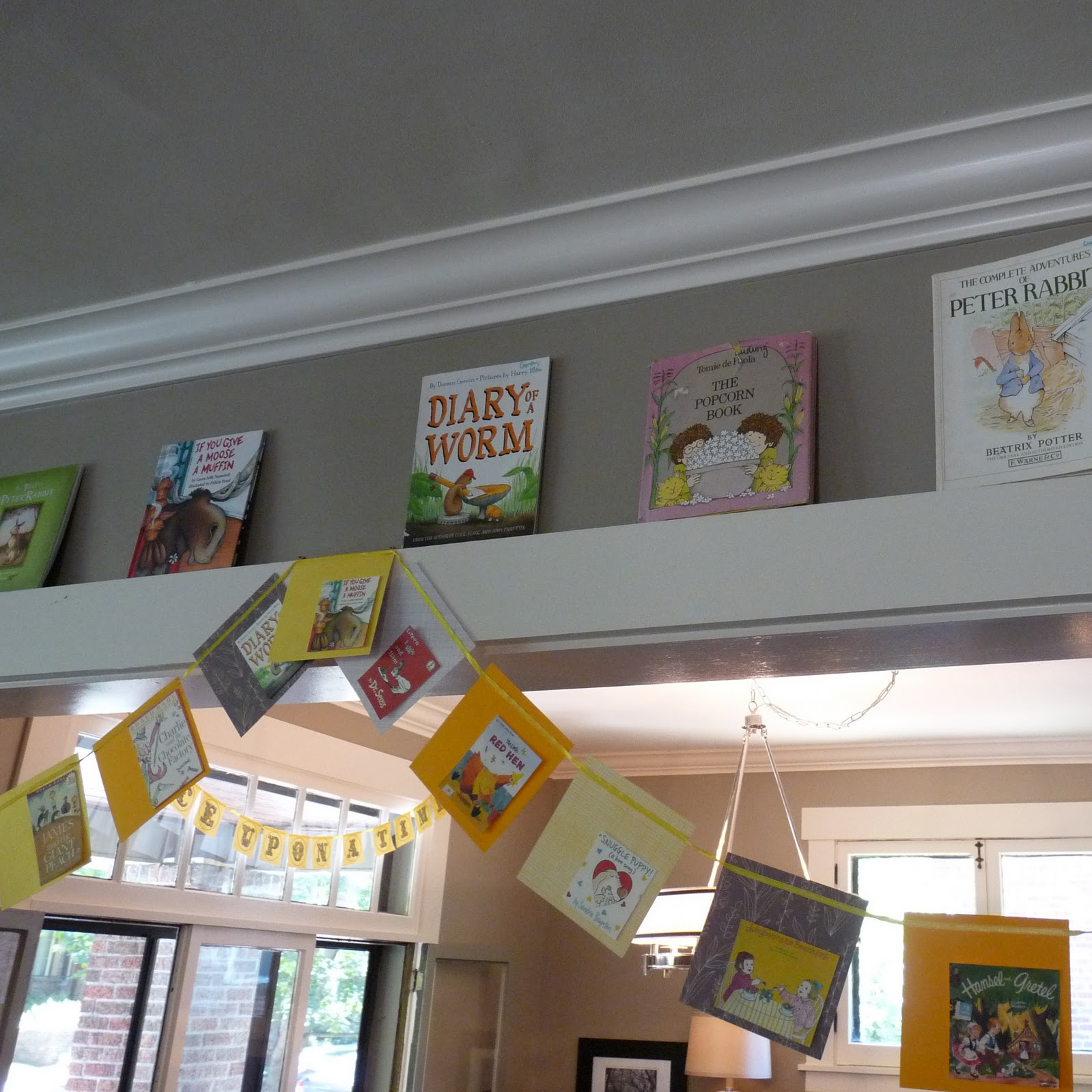 Children S Books Book Cover Banner
