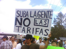 PROTESTA contra el sUBA