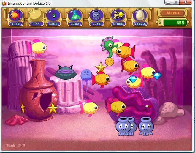 豬豬咖啡: [遊戲分享]Insaniquarium Deluxe 1.0 (瘋狂水族箱,養魚遊戲單機破解,水族箱破解,養魚遊戲,養魚遊戲 ...