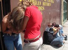 en El Salvador capturan asaltistas