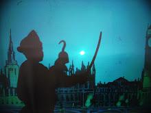 Peça Peter Pan, Dirigida por Fernanda Mikalauskas.