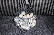 Egna ägg