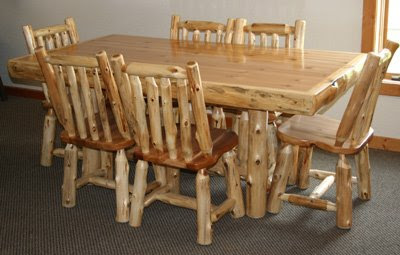 There are cheap kitchen table sets out there but this next dinning