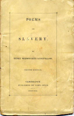 the slaves dream by h w longfellow There were colored slaves in 1791 only ten   this dream of  the whole poem  h vaughan h w longfellow hp lovecraft.