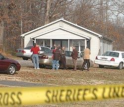 Behind The Blue Wall: [VA] Pam killed her husband Deputy Tim