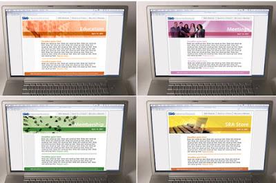 Melissa allen design sra e blast templates for E blast templates free
