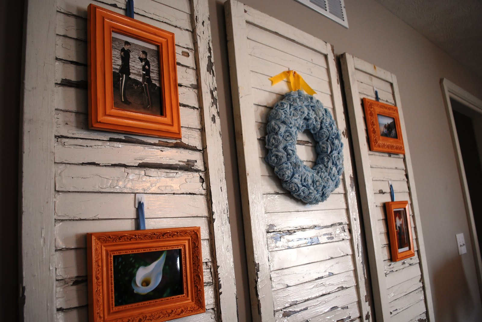 design in progress New Uses for Old Shutters