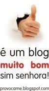 Blog Muito Bom Sim Senhora